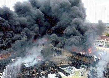 gestion de crise Lubrizol Rouen